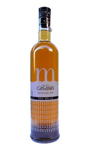 Casajús Licor de Orujo y Miel (Burgos) - Mariano Madrueño