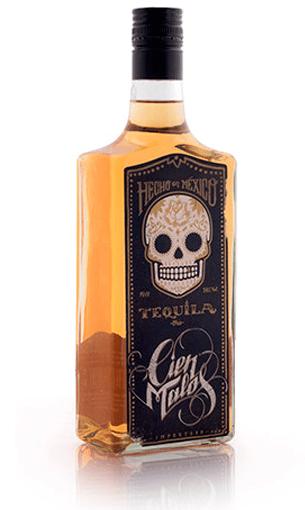 Comprar Cien Malos Reposado (tequila mexicano) - Mariano Madrueño