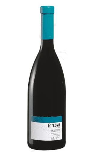 Corcovo 100% Syrah (vino de Valdepeñas) - Mariano Madrueño
