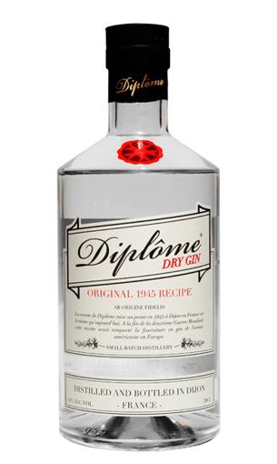 Comprar Diplomé Dry Gin (ginebra francesa) - Mariano Madrueño