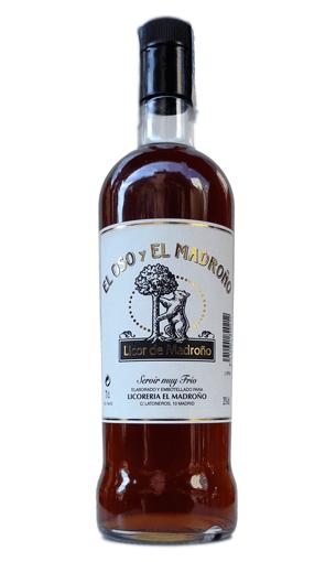 Comprar El Oso y el Madroño (licor) - Mariano Madrueño
