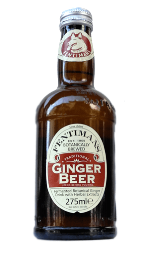 Comprar Fentimans Ginger Beer 275 ml- Mariano Madrueño