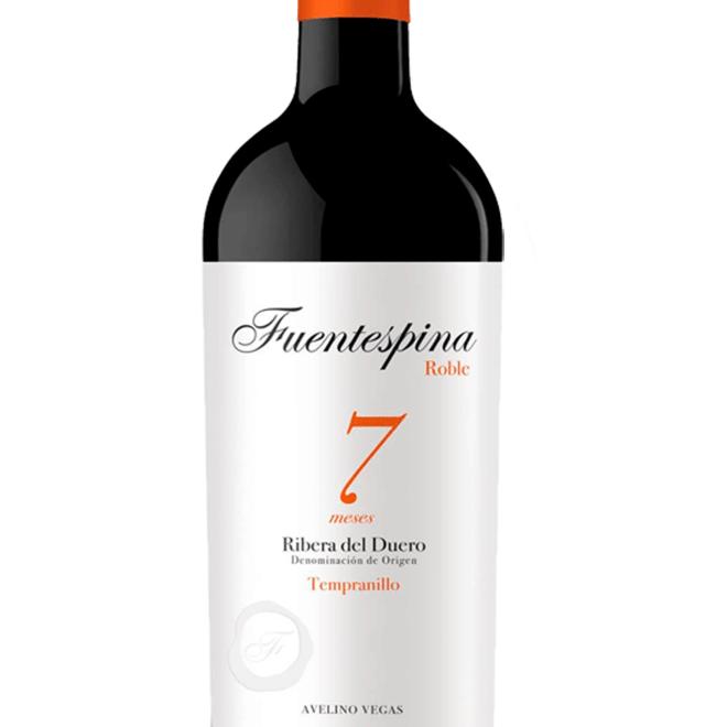 Vino Fuentespina 7 (Ribera del Duero)