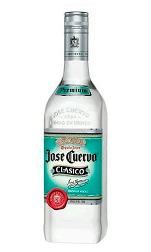 José Cuervo Blanco litro (tequila de Méjico) - Mariano Madrueño
