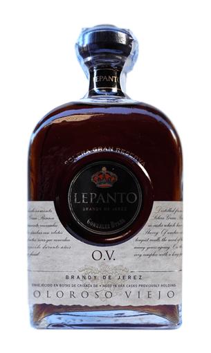 Comprar Lepanto O. V. (brandy) - Mariano Madrueño