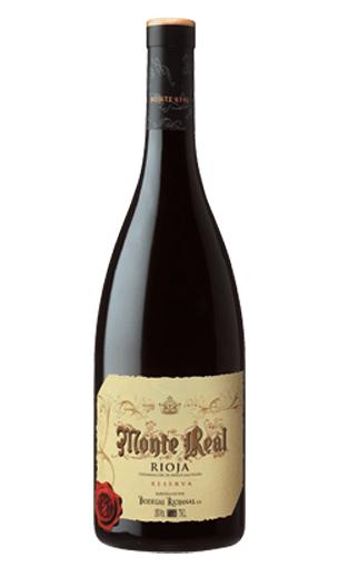 Monte Real Reserva - Comprar vino tinto