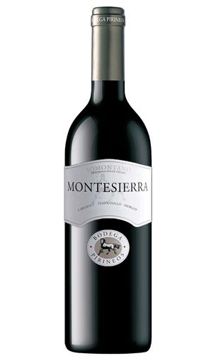 Montesierra Cosecha - Comprar vino tinto
