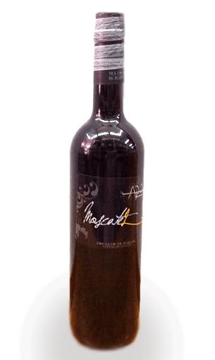 Moscatel Andrade - Comprar vino generoso