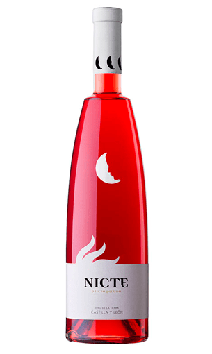 Nicte vino rosado (Rueda)