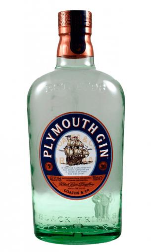 Comprar Plymouth Gin (ginebra inglesa) - Mariano Madrueño
