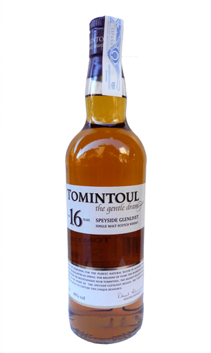 Comprar Tomintoul 16 años litro (Speyside whisky) - Mariano Madrueño