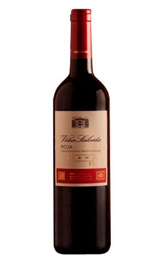 Viña Salceda Crianza - Comprar Rioja