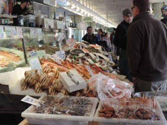 Pike Place Market - Sea food