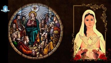 """Photo of """"إنها ساعة الروح القدس""""… من أقوال السيدة العذراء للكاهن ستيفانو غوبّي عن العنصرة"""