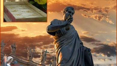 Photo of كيف تمّ اكتشاف ذخائر القدّيس بطرس الرسول؟