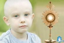 """Photo of """"ماما، في رأسي نار تحرقني…"""" يسوع المسيح يجري عمليّة للطفل فديريكو المريض بسرطان الدماغ"""