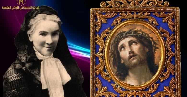 Photo of من هي تريزا هيجينسون التي أُوكل إليها الرب يسوع نشر عبادة رأسه الأقدس
