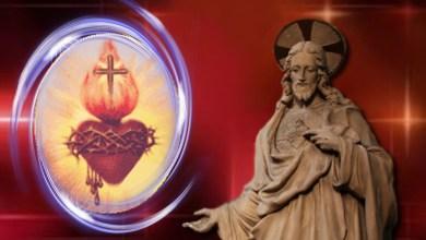 Photo of صلاة يومية قصيرة الى قلب يسوع الأقدس للتعويض عن خطايانا اليومية: