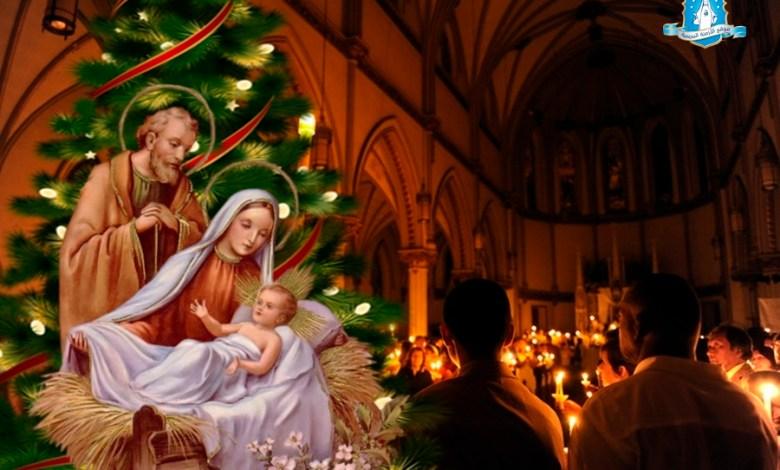 Photo of نفوس مطهرية تظهر بحالة عجيبة لكاهن داخل كنيسة في ليلة عيد الميلاد