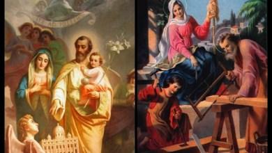 Photo of القديس يوسف رأس العائلة المقدسة  وممثل الله على الارض