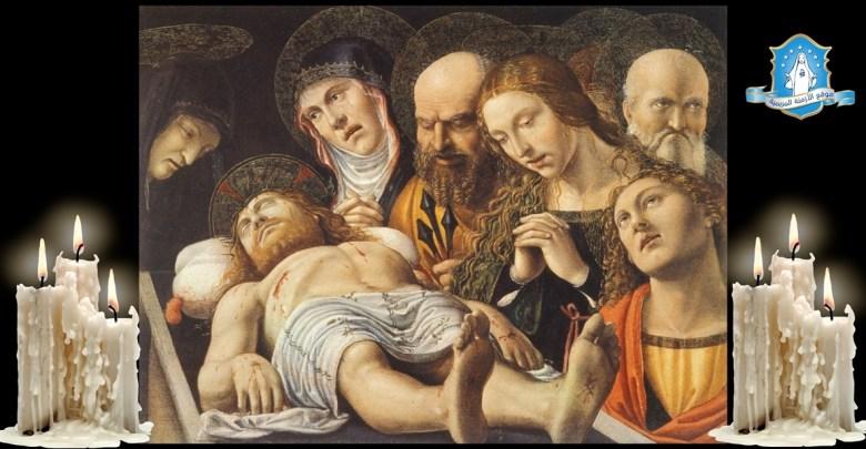 Photo of عبادة جراحات المسيح المقدسة كما كشفها المسيح للقديسين وحاملي سماته