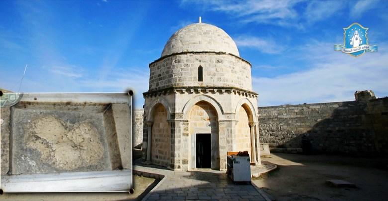 Photo of كنيسة الصعود والصخرة التي منها ارتفع الرب يسوع الى السماء