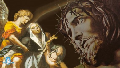 Photo of وعود الرب يسوع لمن يتلو الصلوات الخمس عشر واعتراف الكنيسة بصحّتها