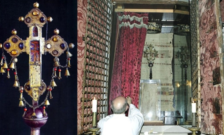 Photo of لقد قتلتُ الله! أعجوبة القربان الأقدس في أوفيدا – ايطاليا