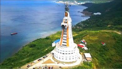 Photo of برج السلام وأمّ كل آسيا – أكبر تمثال للسيّدة العذراء في العالم