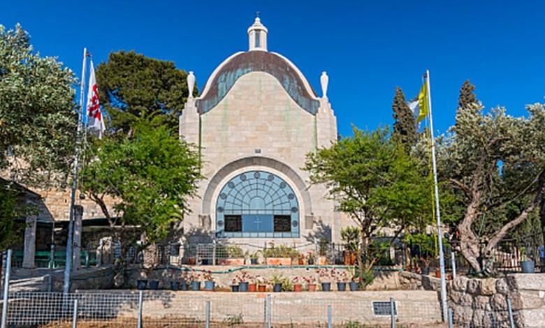 """Photo of تعرّف على كنائس الأراضي المقدّسة – كنيسة """"بكاء الرب"""""""