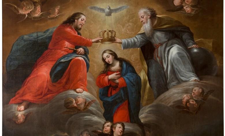 Photo of 22 آب – عيد تكليل مريم العذراء سلطانةً على السموات والأرض