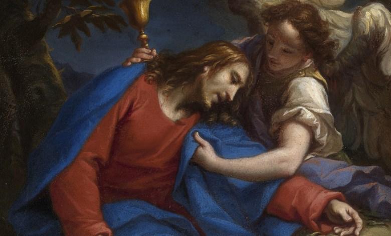 Photo of صلاة تعبّد وتكريم آلام يسوع في بستان الزيتون – أعطاها الرب يسوع للقدّيس البادري بيو