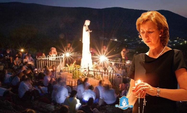Photo of رسالة مريم العذراء في مديوغوريه إلى العالم في 25 آذار 2021