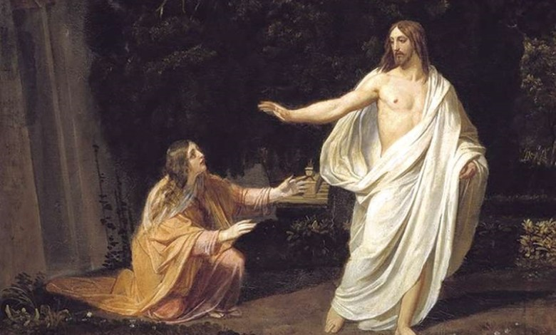Photo of ماريا فالتورتا تروي بالتفصيل أحداث أحد قيامة الرب يسوع من الموت