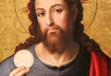 Photo of مسبحة يسوع القرباني لإكرامه في سرّ الإفخارستيا