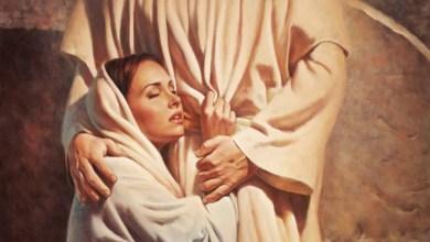 Photo of صلاة عند أقدام يسوع المسيح