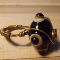 Ideias Craft #35: Anel em Arame (a continuação...)