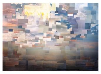 Lobo Velar - Nubes con problemas, 90 x 130, 2014baja