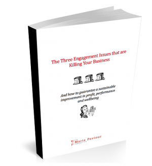 Whitepaper: three engagement issues that are killing your business
