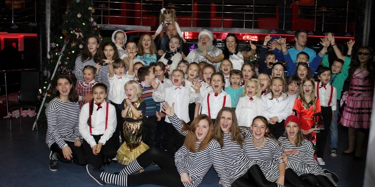 Новый год для детей района Люблино