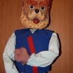 Медведь из спектакля «Веселые медвежата»