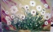 serie flores BAJO EL SOLO DE UN OCTUBRE