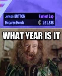 Schnellste Rennrunde für Button