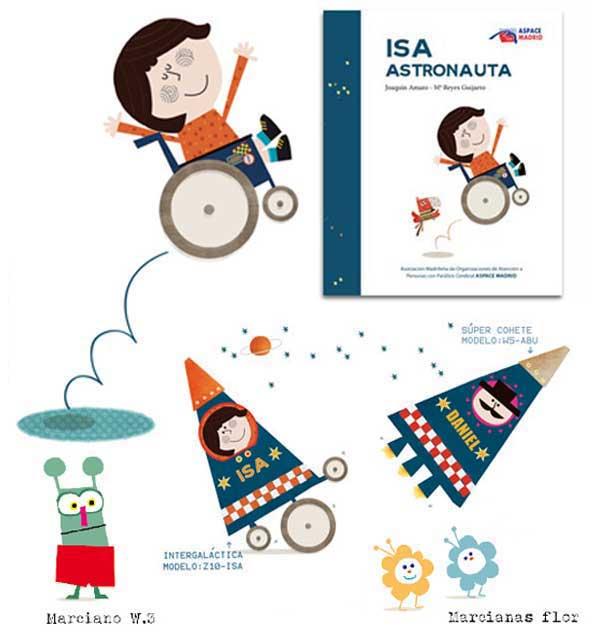 Cuento sobre discapacidad e integración