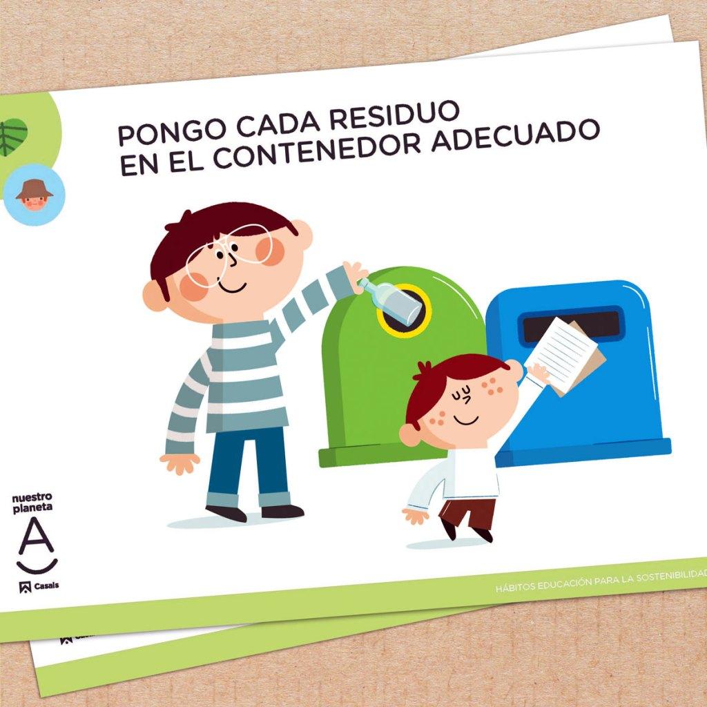 Reciclo correctamente_María Reyes Guijarro Ruiz