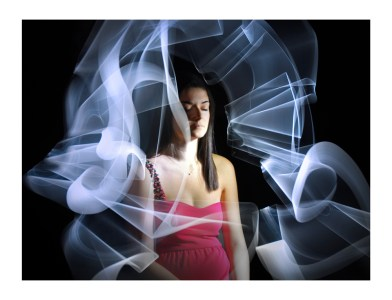 Light Painting with Plexiclass