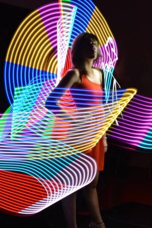 Light Painting Workshop Salerno