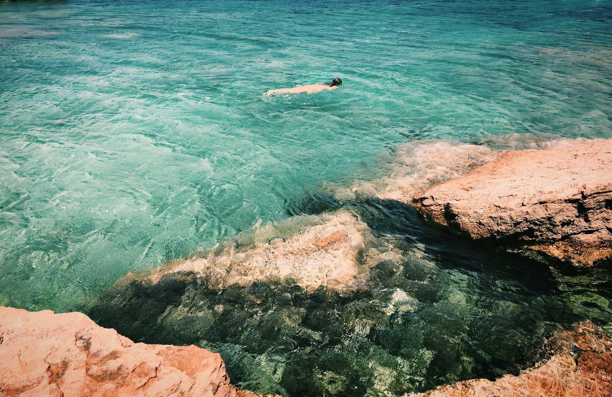 Fotografía creativa por Maria Santos Photography - Proyecto MiMar Ibiza
