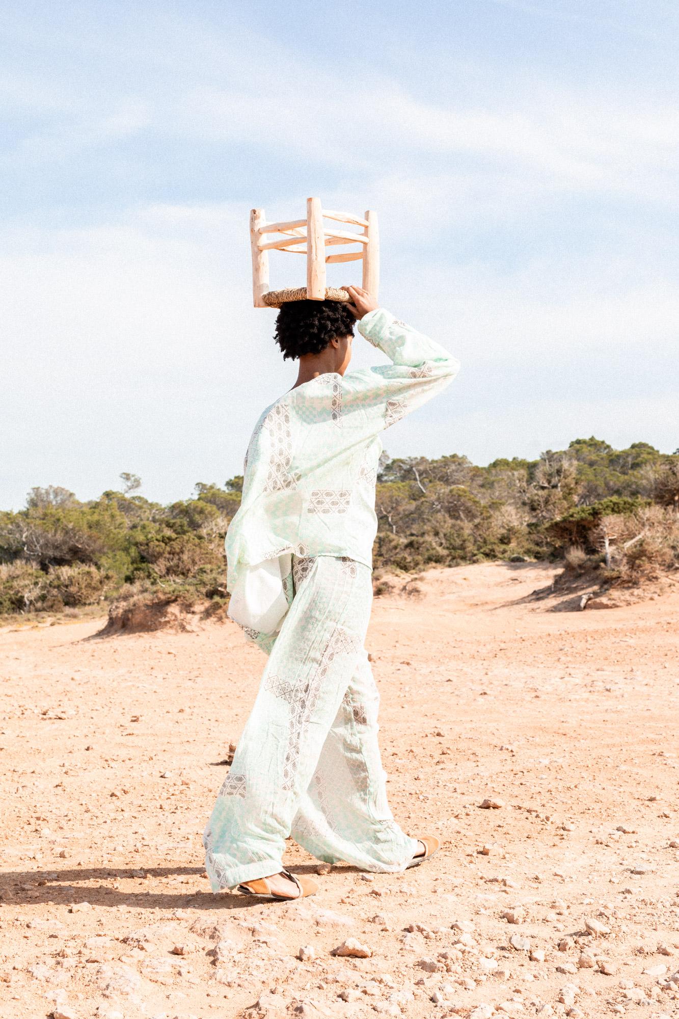 ibiza - photographer - artist - lifestyle - mariasantos - arti - model - shooting - beach - island