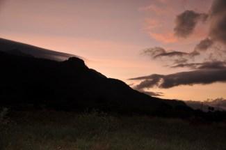 Sonnenaufgang m. Mkonga